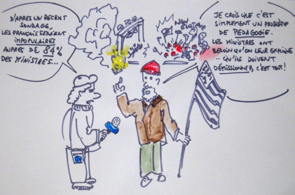 écotaxe, grogne fiscale: et si on inversait les rôles...?